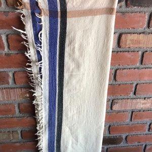 Rag & Bone Wool Wrap Stunning High Quality Unisex